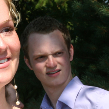 Jordan's face at my wedding. Simply the best.