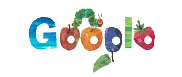 Whoa!!! It is the cutest google logo ever. Happy 1st day of Spring!