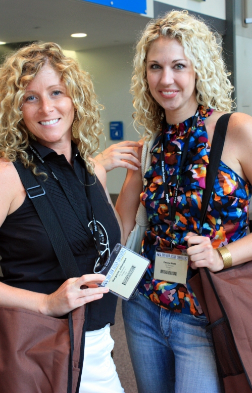 """Here are my travel buddies. They have appeared on Megagood before, and are responsible for bringing many people into the site who are searching for """"blonde curls."""""""